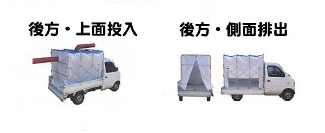 笹川農機 スライドX SSR-3説明